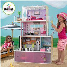 mansion dollhous, beachfront mansion