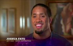 Jey USO.......I love his dimples