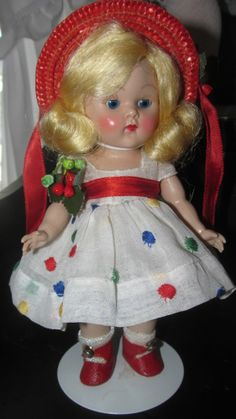 Vogue Ginny....Ginger...Beautiful Doll and outfit