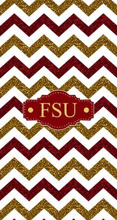Florida State FSU glitter chevron monogram wallpaper. Made with @MonogramApp iphon wallpap, iphone wallpaper, pattern, supper, wallpapers, monogram wallpap