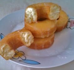 Donuts sin huevo