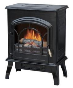 Electric Fireplaces On Pinterest
