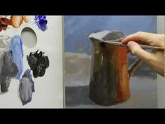 Acrylic still life painting for beginners - Part 3 of 3 - YouTube