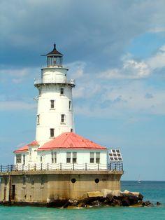 Navy Pier Lighthouse pier lighthous