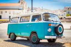 VW T2 camper by VictorMk1 (read my profile), via Flickr