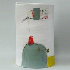 Kate Wickham - ceramic vessels