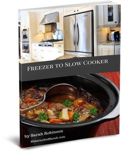 Freezer to Slow Cooker Ebook