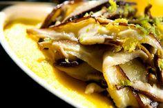 Polenta Mole com Mix de Cogumelos - Dedo de Moça