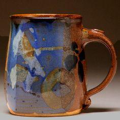 Mangum pottery drinking mug