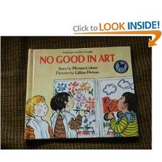 No Good in Art