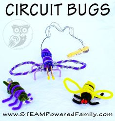 Circuit Bugs - A sup
