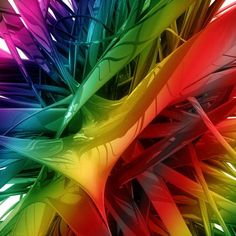 Color Explosion iPhone Wallpaper, iPhone 3G Wallpaper, Background and Themes