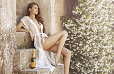 Lingerie lookbook from Shell Belle Couture | Bridal Musings