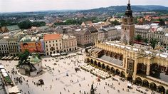 Krakow - Small cities to visit.