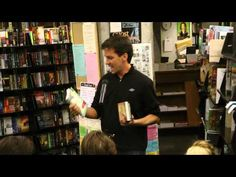 Bill Peters & Nathan Larson read at St Mark's Bookshop. Video courtesy of PunkCast2096.