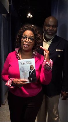 Oprah Speaking about Instinct Book Sunday, May 4, on Oprah's LifeClass we'll be discussing Transformational Thinking on OWNtv 9PM EST / 8PM CST Don't miss it!  Join in the conversation, i'll be tweeting live @bishopjakes follow hashtags #Lifeclass #INSTINCT  Get Your Copy Today - http://instinctthebook.com