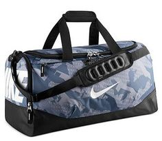 Hold your sports equipment with this Nike Bag Training Max Air Medium Duffle on sale for $48.99, plus get 4 SB for every dollar spent (more that 4%) on all your back to school fashion at Macy's