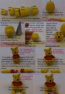 Winnie the Pooh @Cakefairytales.com