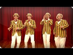 "The Ragtime Gals: Barbershop Quartet Version of Shaggy's ""It Wasn't Me"" (Jimmy Fallon)"