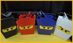 ninjago lego-party