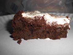 Cinnamon basil brownie