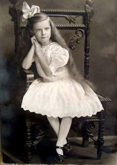 The young girl whose ghost is said to inhabit the St. Augustine Lighthouse.