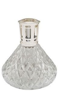 Gift set in June and July. Lamp, fragrance, torch lighter and funnel, $35