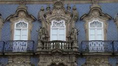 This is the shape of Braga balcony with its classical architecture