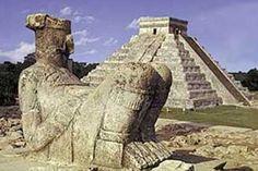 mayan+ruins | Mayan Ruins of Chichen Itza
