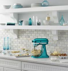 color, kitchenaid seaglass