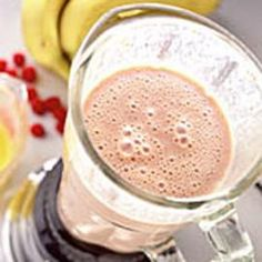 Quick and Healthy Smoothie Recipes and Tips | Eating Well -- Quite a few I would like to try.