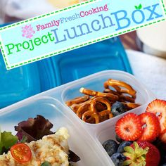 Healthy, homemade lunches for lunch boxes and work, office meals. ~TRUELY AWESOME SITE!!! ( even GLUTEN FREE ideas <3 )