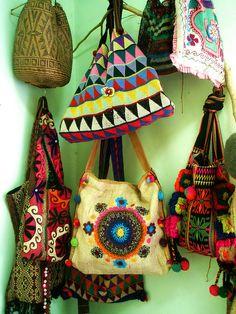 AowDusdee's ethnic bags #boho