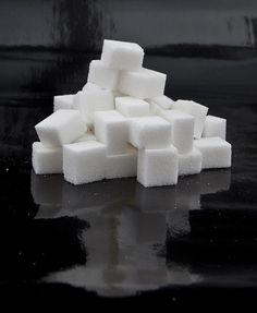 Cutting down on sugar.