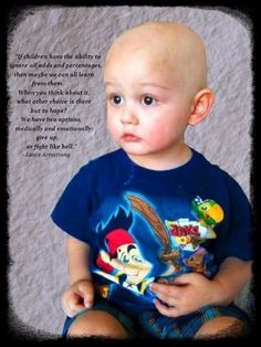 My hero, my son.