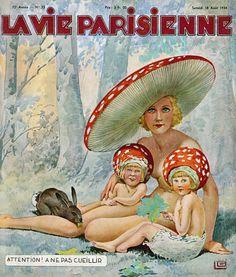 La Vie Parisienne Wo