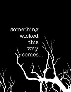 This saying has always stayed in my head...by the pricking of my thumb, something wicked this way comes.  Name that story.  (no googling allowed)