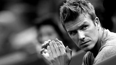 Beckham! - black and white Photography