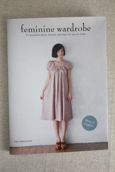 Feminine Wardrobe in English
