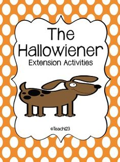 The Hallo-wiener Extension Activities.  I love this book...great for adults too!