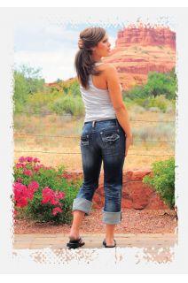 Pin It 2 Win It -- Cowgirl Tuff Co. Sweet Capri -- http://www.cowgirltuffco.com/products/jeans/sweet1/