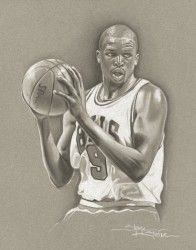 Luol Deng - Pass Inside - Limited Edition (LE-132)