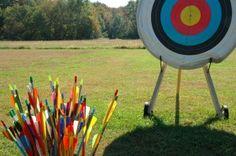 Field Day - Hunger Games - safety concerns?  For older kids!