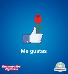 Me Gustas, dia de los enamorados, san valentin, facebook
