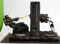 Custom #Halo Xbox 360 by Richard Taylor