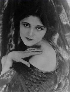 silent actress
