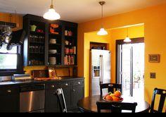 kitchen on pinterest diner kitchen yellow kitchens and red kitchen