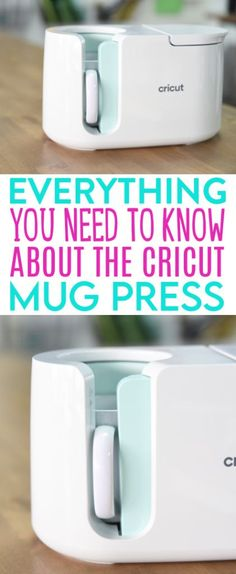 In this post, we are going to answer your Mug Press questions and give tons of Cricut hacks, Cricut tips, and helpful advice to aid you in making an informed decision about the Cricut Mug Press. #cricut #diecutting #cricutmade #cricutprojects #cricutmugpress