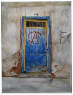 CASM -  Puerta 14 · Obra de arte del momento - Arte10.com