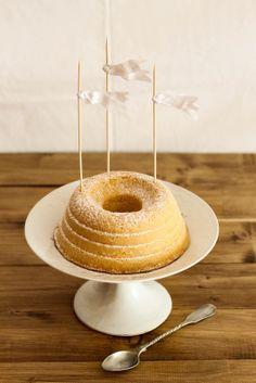 Mela e Cannella-Citrus Olive Oil Cake